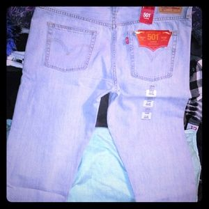 NWT Levi's 501 Taper Jeans for Women